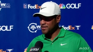 Finau on bogey-free 62: 'Everything was kind of vibing'