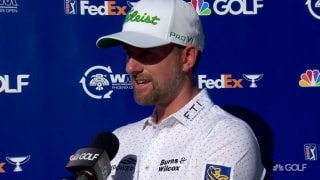 Simpson (64) on first ace: 'Kind of have to forget about it'