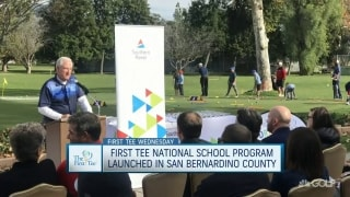 First Tee launches national school program in San Bernardino County