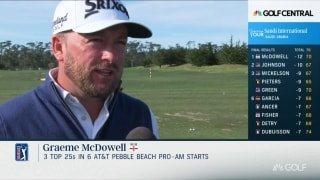 McDowell clawing to get back in top 50 after Saudi win
