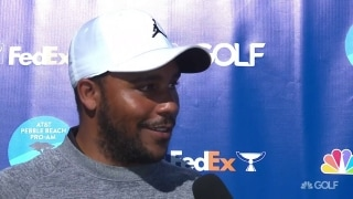 Varner III on '07 Pebble win: 'I wouldn't go back to being that kid'