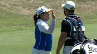 Highlights: Park's eagle and lots of birdies at Aussie Women's Open