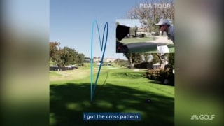 Watch: Fritelli's Valentine's Day Toptracer trick