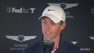 Rory (67): 'Most of the day, I did the things I needed to do'