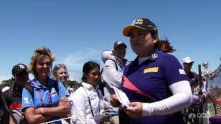 Park wins big in Australia: This is a 'special place' for me
