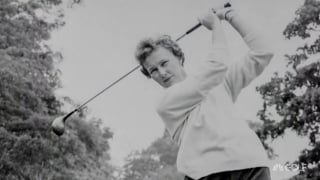 Losing a legend: Wright, 13-time women's major champ, dies at 85