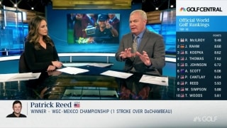 Isenhour: Reed won't need a pick for 2020 Ryder Cup