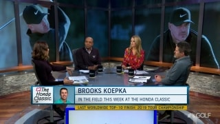 Hack: Koepka's persona is 'playing great golf and running his mouth'