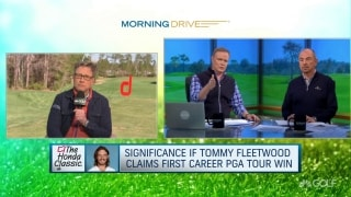 Significance if Fleetwood claims first PGA Tour victory at Honda