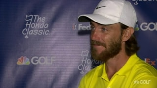 Fleetwood (71): 'I didn't do that much wrong, really'