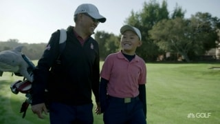 Drive, Chip and Putt: 9-year-old Loden Chen