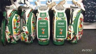 Fowler honors Arnie with stylish apparel and gear at Bay Hill