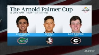 Committee selections revealed for Arnold Palmer Cup