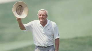 'Golf Central' panel shares favorite Arnold Palmer moments