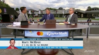 Chamblee: There's been an 'evolution' in Rory's game