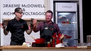 McDowell tops Poulter in 'Chef Showdown' at API