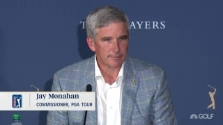 Monahan: PGA Championship not going to TPC Sawgrass