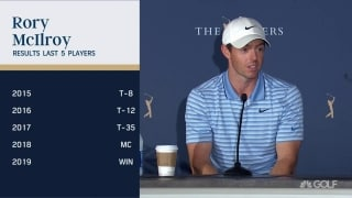 Hey Rory, is there such thing as a bad top-5?