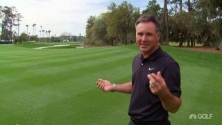 Inside the Yardage Book: TPC Sawgrass' par-5 2nd hole