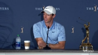Rory: 'Only way to not win is to concentrate on the results'