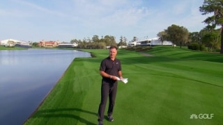 Inside the Yardage Book: TPC Sawgrass' par-4 18th hole