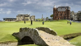 Which is more iconic? Ryder Cup vs. the Swilcan Bridge