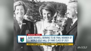 Berning rounds out World Golf Hall of Fame Class of 2021