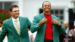 Which is more iconic: Amen Corner or Masters green jacket?