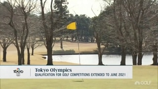Tokyo Olympics golf qualifications extended to June 2021