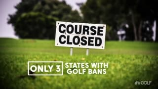 GolfNow Industry Report: Golf courses reopening at brisk pace