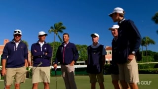 Seminole youth caddie program impacts participants