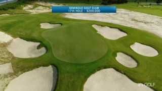 'Greatest set of par 3s in the whole game': Breaking down Seminole's best holes