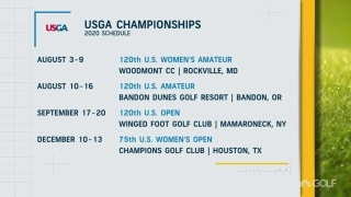 USGA cancels qualifying for all championships in 2020