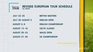 Breaking: Takeaways from revised European Tour schedule