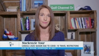 Mackenzie Tour cancels 2020 season due to COVID-19 travel restrictions