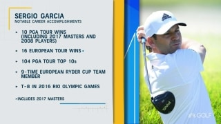 Is Sergio Garcia the biggest underachiever in golf?