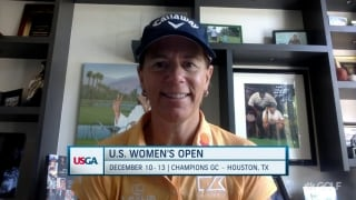 Sorenstam on U.S. Women's Open: 'Changed my career'