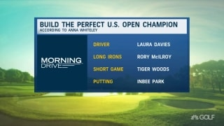 Building the perfect U.S. Open champ, from men and women