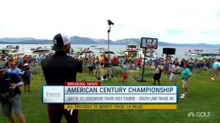 American Century Championship to take place July 8-12