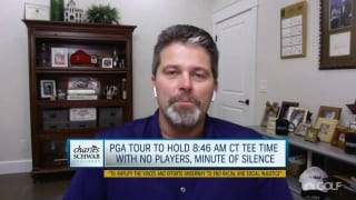 The importance of PGA Tour's recognition of George Floyd