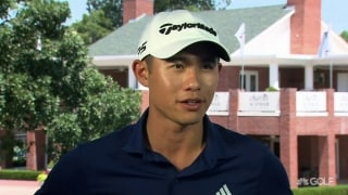 Morikawa, Schauffele ready to challenge on weekend at Colonial