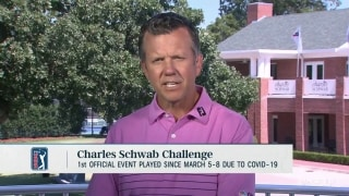 The 'new normal' on the PGA Tour due to COVID-19