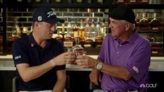 Raise a Glass: The Thomases reflect on their father/ son, player/coach relationship