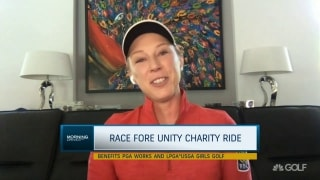 Race Fore Unity Charity Ride: Pressel and Co. ready to ride and raise