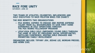 Golf community comes together to 'Race Fore Unity'