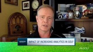 Impact of increasing analytics in golf