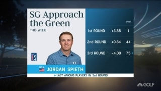 Chamblee: 'There's room for [Spieth] to be Houdini' at Travelers