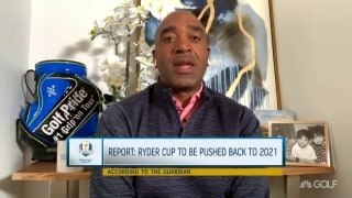 Ryder Cup reportedly delayed and PGA with no fans