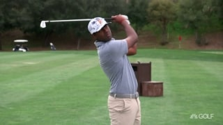 Theegala makes his PGA Tour debut at Travelers Championship