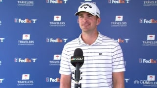 Gordon (62) hopes to 'keep it rolling' at Travelers